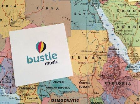 Bustle Music au Soudan